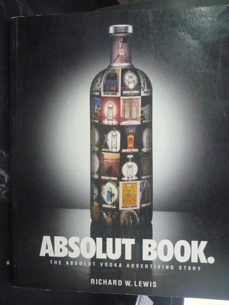 ~書寶 書T6/ _XDQ~Absolut Book:The Absolu