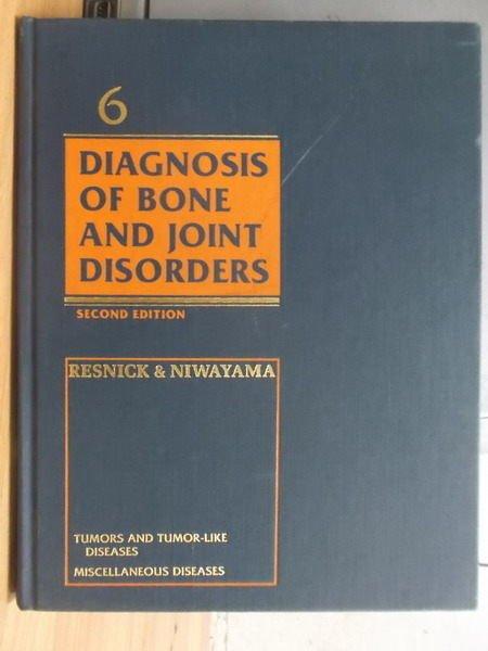 ~書寶 書T3/大學理工醫_WDH~Diagnosis of bone.._1988_Re
