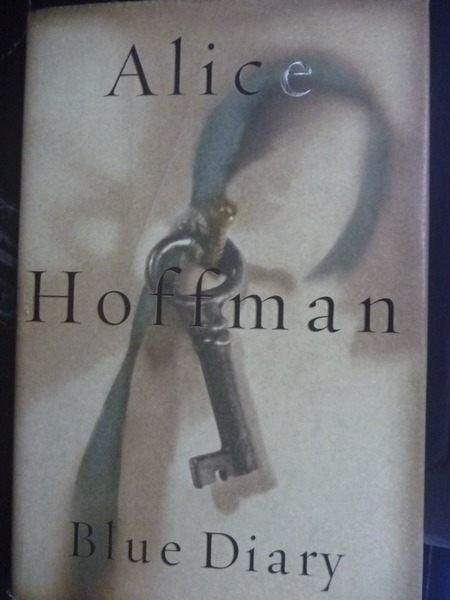【書寶二手書T2/原文小說_ZEG】Blue Diary_Hoffman