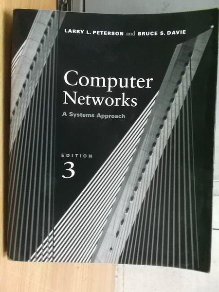 ~書寶 書T3/大學理工醫_YFO~Computer Networks_3 e_2003年