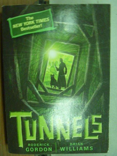 【書寶二手書T7/原文小說_OKM】Tunnels_Gordon