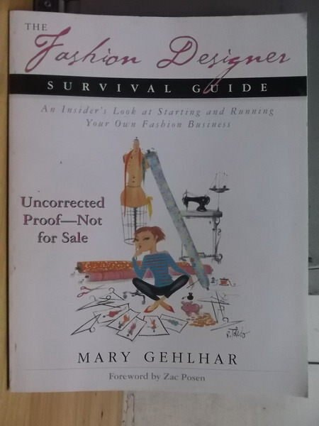 【書寶二手書T4/大學藝術傳播_YES】Survival Guide_Mary Gehlhar_2005
