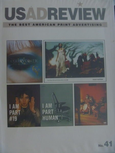 【書寶二手書T6/廣告_YJF】US AD Review_no.41_The Best American…