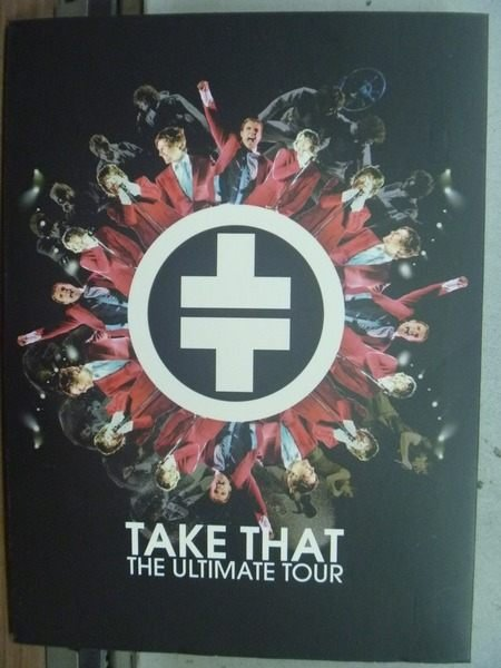 【書寶二手書T9/音樂_HPE】Take That_The Ultimate Tour