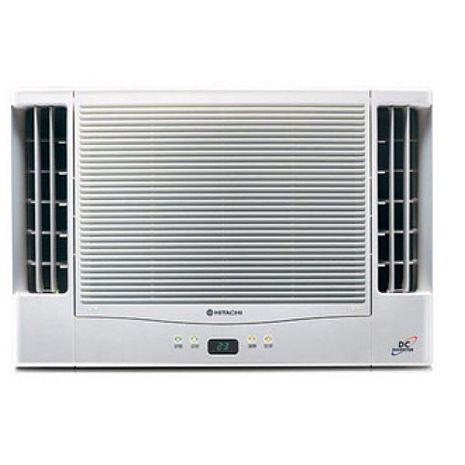 『HITACHI』☆ 日立 冷暖變頻 雙吹式窗型冷氣 (適用4-6坪) RA-28NA **免運費+基本安裝**