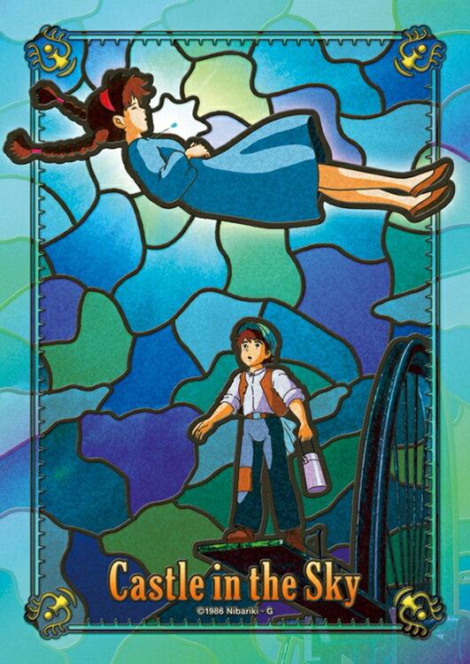 【真愛日本】15100800028   琉璃拼圖208-不可思議光 守城機器人 LAPUDA 天空之城 拼圖 益智遊戲