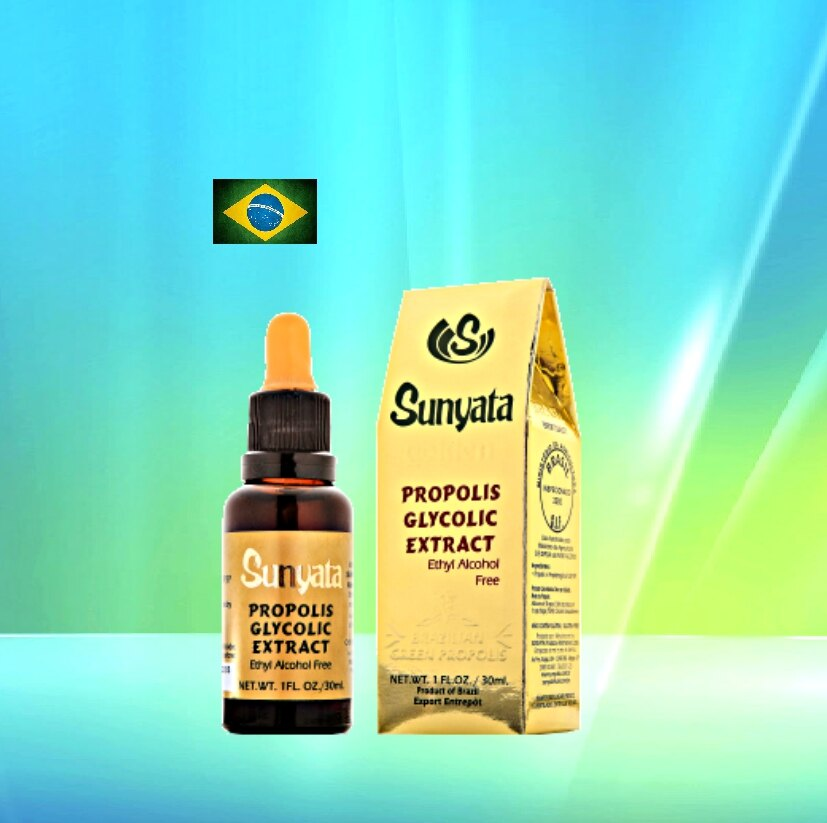 EMMA PLANET 黃金級100%巴西綠蜂膠滴劑(30ml)-無臘-無酒精