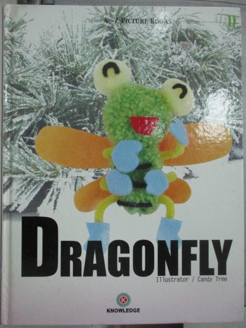 ~書寶 書T7/少年童書_YJP~Dragonfly_illustrator Candy