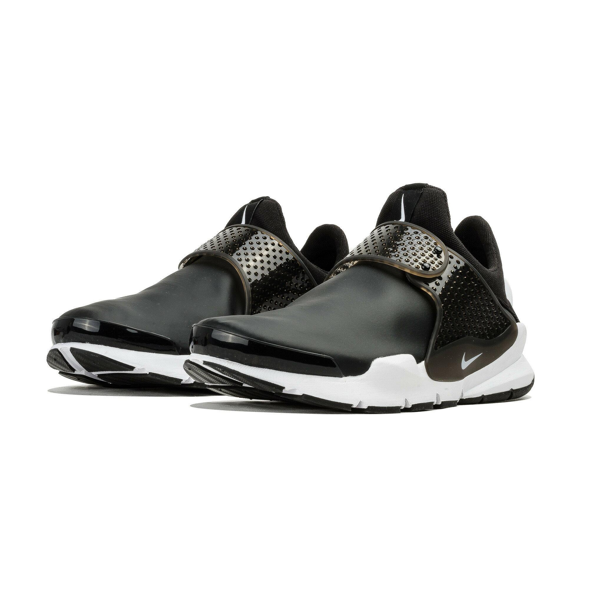 NIKE SOCK DART SE 男鞋 女鞋 慢跑 休閒 襪套 防水機能布 黑 白 【運動世界】 911404-001
