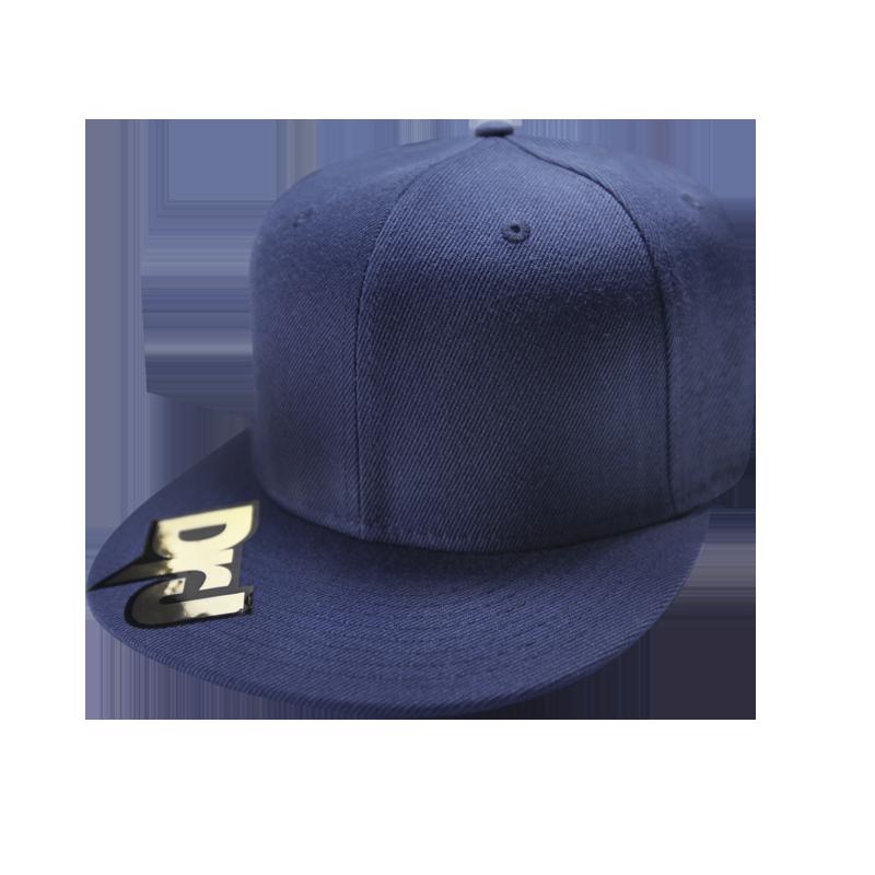 DrJ 素面棒球帽 深藍色
