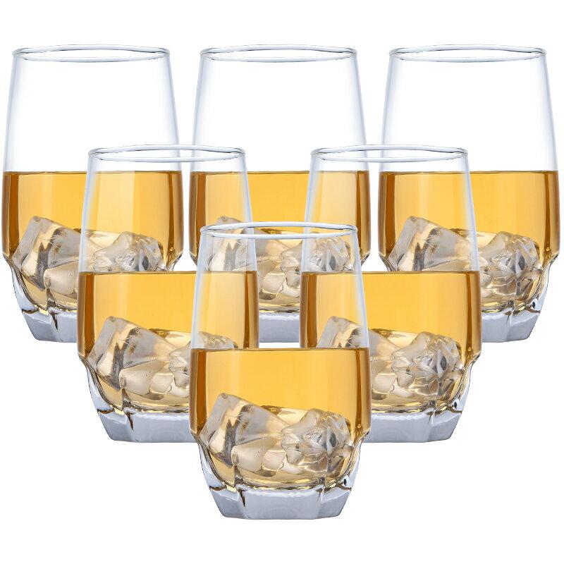 Ocean進口威士忌杯洋酒杯四方烈酒杯