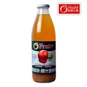 歐芙蘋果汁946ml*12罐+4瀉鹽˙限宅配