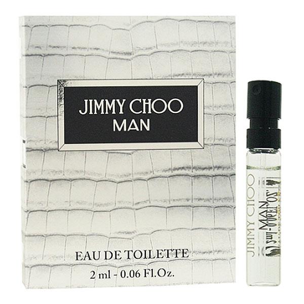 JIMMY CHOO 同名男性淡香水 針管 2ml《Belle倍莉小舖》
