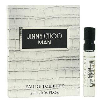 JIMMY CHOO 同名男性淡香水 針管 2ml【A005386】《Belle倍莉小舖》