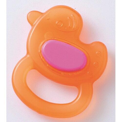Pigeon貝親 - 冰涼塑膠玩具 (小雞) 0