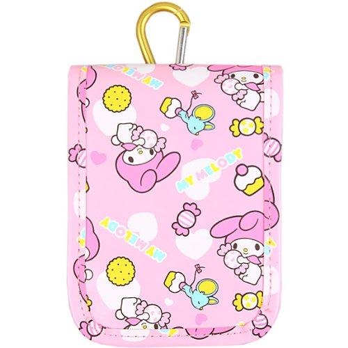 X射線【C765557】美樂蒂Melody 手機袋(甜點),媽媽包/面紙包/化妝包/零錢包/收納包/皮夾/手機袋/鑰匙包