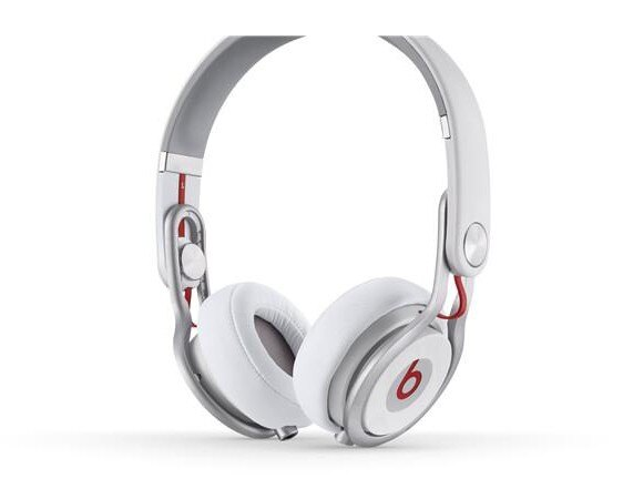 Beats by dr.dre Mixr  耳機 與 Monster David Guetta DJ聯名 白色 0