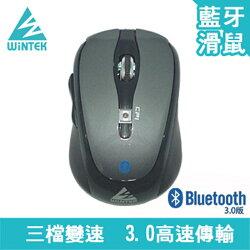 文鎧 WiNTEK 6100 藍芽無線光學滑鼠 無線滑鼠 電腦滑鼠 PC滑鼠 電腦滑鼠【迪特軍】