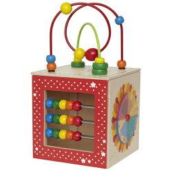 【免運費】《 德國 Hape 愛傑卡》幼兒學習盒