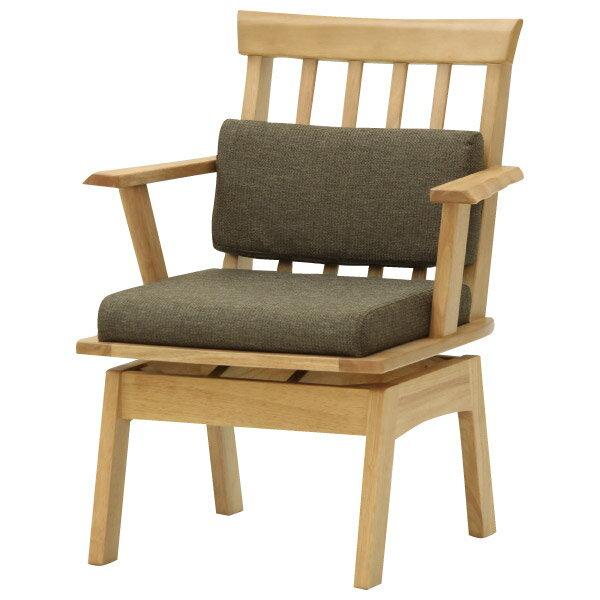 ◎(OUTLET)橡膠木質餐桌椅四件組 SAZANAMI 150 LBR 福利品 NITORI宜得利家居 7