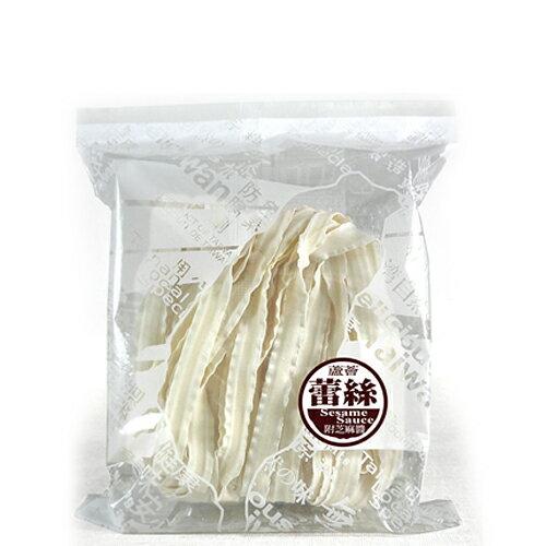 村家味蘆薈蕾絲麵方便包麵片2片入_芝麻醬