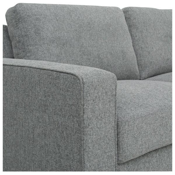 ◎布質左躺椅L型沙發 CASAREDO NITORI宜得利家居 5