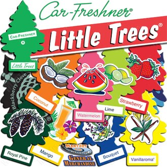 Little Trees 小樹香氛片 全系列味道 美國小樹香片【N202196】