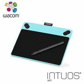 Wacom Intuos Comic/ CTH-490/B1-CX 動漫 創意觸控繪圖板 Small (時尚藍)