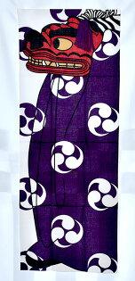 日本製獅子舞和風門簾屏風日式懷舊輕鬆改變居家風格裝飾