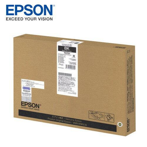 分期0利率 EPSON 愛普生 原廠高容量墨水 T970100 (WF-M5799/M5299)▲最高點數回饋23倍送▲