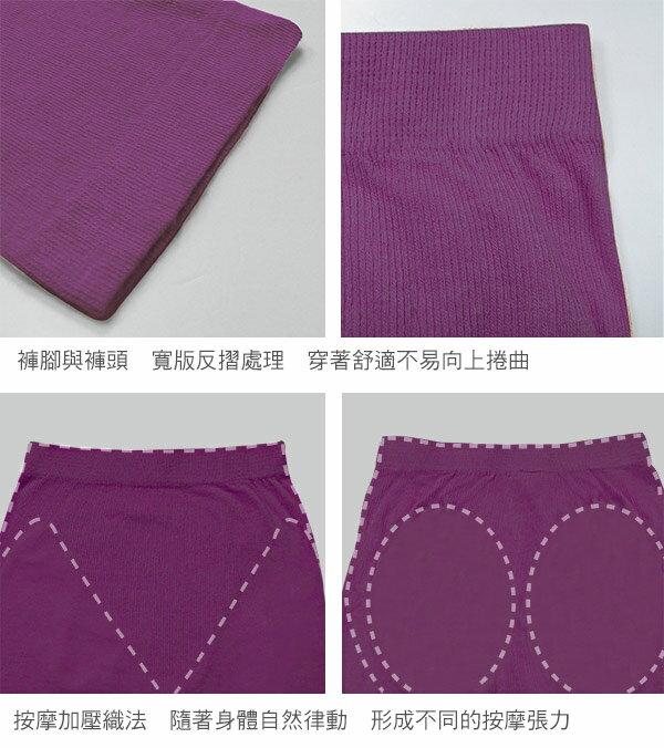 【AJM】恆溫白竹炭 束腰保暖衛生褲(2件組) 4