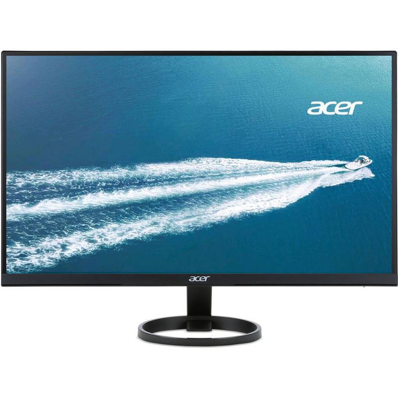 "Acer 27"" Widescreen LCD Monitor Display 1920 x 1080 Full HD 4 ms IPS|R271 bid 0"