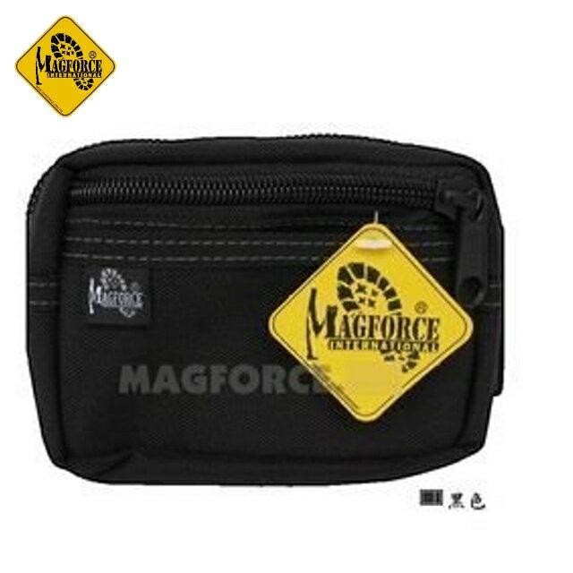 Magforce 馬蓋先 5吋橫式腰包/戰術配件包 0214 黑色
