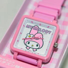 My Melody 造型手錶 日本限定 日本帶回正版品
