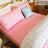加大雙人床包被套4件組-春天の格紋 【精梳純棉、吸濕排汗、觸感升級】台灣製造 # 寢國寢城 2