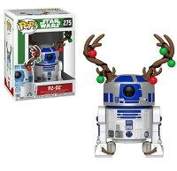星際大戰 玩具與公仔推薦到(卡司 正版現貨) 代理版 FUNKO POP 星際大戰 STAR WARS 聖誕樹 麋鹿 R2D2 機器人 公仔就在卡司玩具推薦星際大戰 玩具與公仔