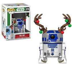 (卡司 正版現貨) 代理版 FUNKO POP 星際大戰 STAR WARS 聖誕樹 麋鹿 R2D2 機器人 公仔