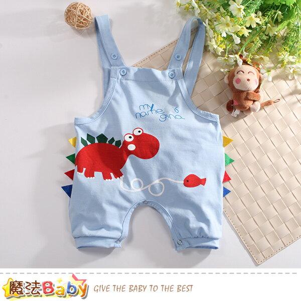 包屁衣嬰幼兒吊帶褲魔法Baby~k50799