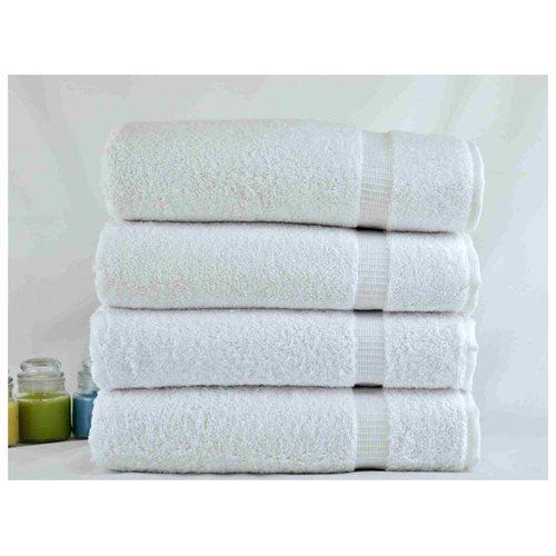 Authentic Hotel and Spa Turkish Cotton Bath Towel (Set of 4) d354a34bd1f9228c5687c9637250282e