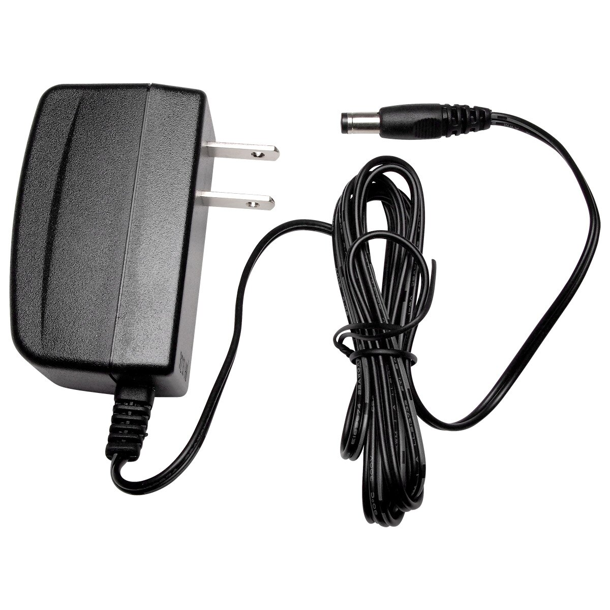 Kable i adaptery do kamer Majsterkowanie DVE DC12V 1A UL-Listed Switching Power Supply Adapter for CCTV Pack of 10