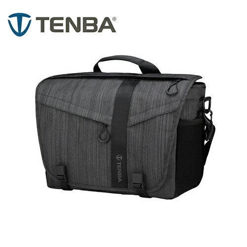 ◎相機專家◎TenbaMessengerDNA13特使肩背包攝影側背包墨灰638-375公司貨