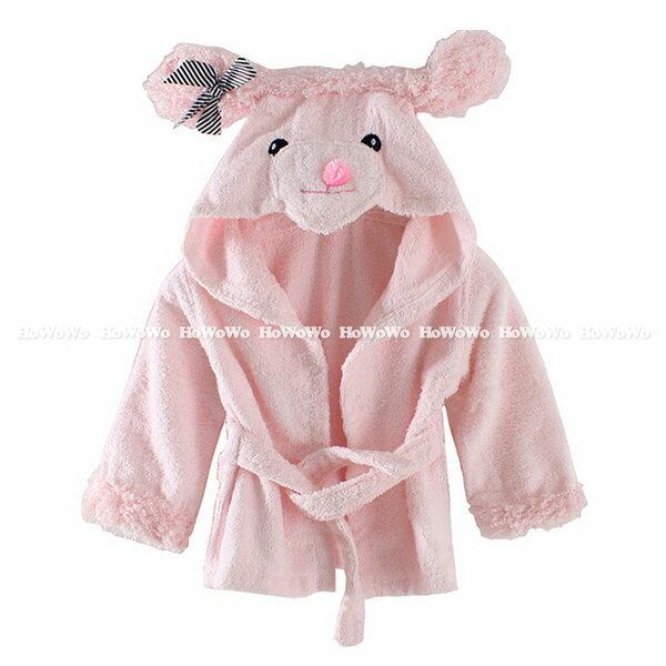 寶寶浴袍 動物造型實用浴袍 HS11801 好娃娃