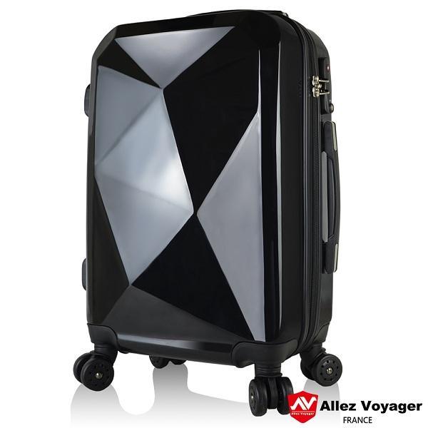 Allez Voyager法國奧莉薇閣純鑽系列Diamond20吋PC輕量飛機輪行李箱AVT142-20