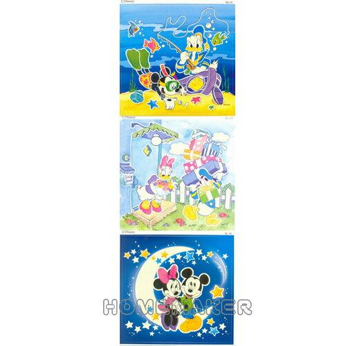 家的新衣:Disney壁面貼片(夜光)_HS-DL121718