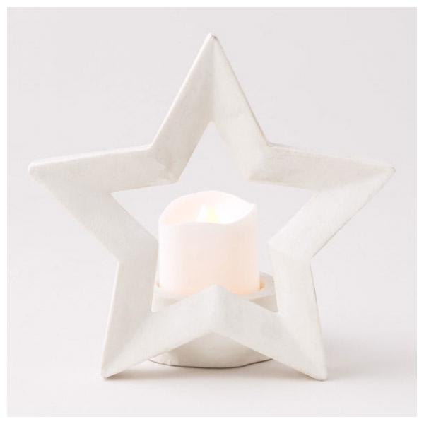 聖誕燭台 WHITE STAR NITORI宜得利家居 5