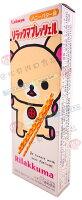 懶懶熊餅乾與甜點推薦到卡巴拉拉熊點心棒25g【4901550125228】就在松貝進口食品專賣店推薦懶懶熊餅乾與甜點