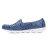 《2019新款》Shoestw【92U1SA06DB】PONY TROPIC 水鞋 軟Q 防水 懶人鞋 洞洞鞋 深藍色銀線 男女尺寸都有 2