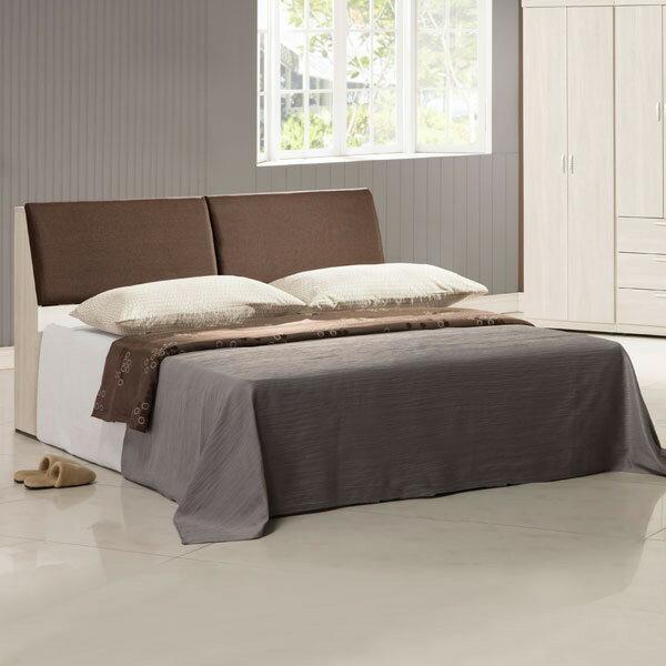 雙人加大床床台臥室《YoStyle》米樂床台組-雙人加大6尺