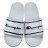 Shoestw【923250200】CHAMPION 拖鞋 運動拖鞋 白黑方框 男女尺寸都有 1