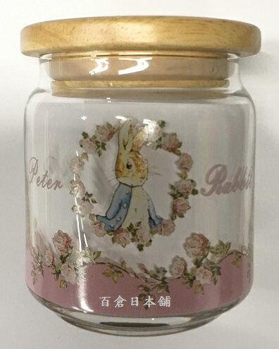 【百倉日本舖】PETER RABBIT彼得兔密封罐/玻璃密封罐/儲物罐500ml